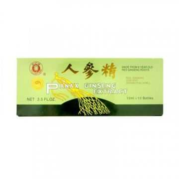 DR.CHEN GINSENG PANAX EXTRACTUM AMPULLA 10x10 ML - Dr.Herb
